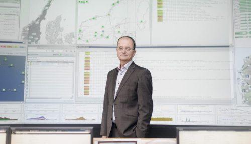 Eimund Nygaard, konsernsjef Lyse Energi AS  NOC  Fiber