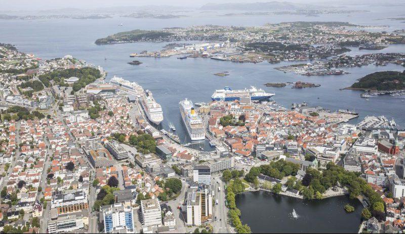 Stavanger-regionen posisjonerer seg som Norgessmarteste