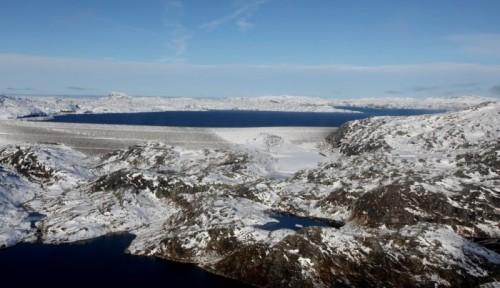 Blåsjø-dammen.