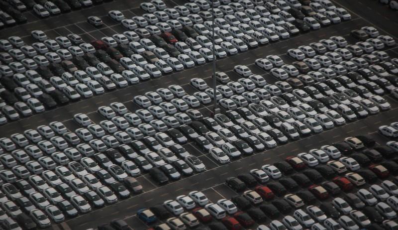 Ikke parker på kundeparkeringen!