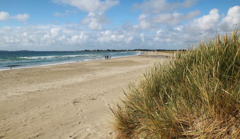 Strand på Sola