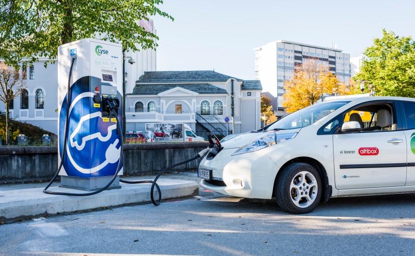 Hurtiglading – en hurtigere vei til klimanøytraltsamfunn